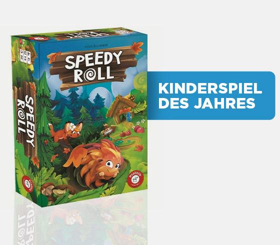 Kinderspiel des Jahres 2020 - Speedy Roll auf shöpping.at