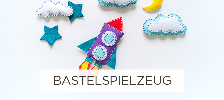 Bastelspielzeug - Spiele & Spielzeug - shoepping.at