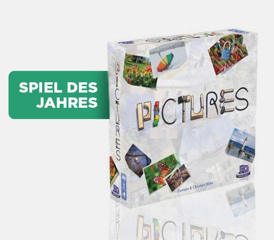 Spiel des Jahres 2020 - Pictures auf shöpping.at