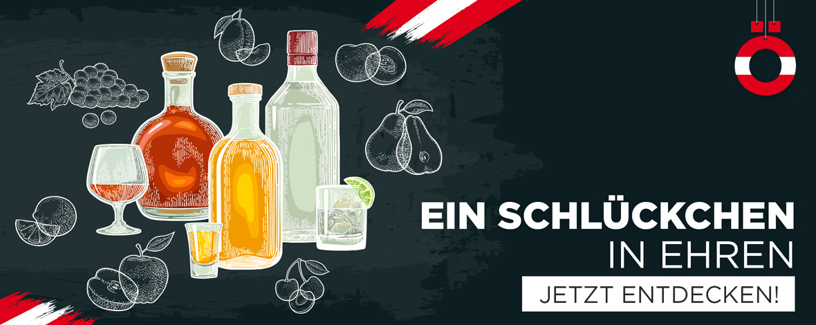 Spirituosen aus Österreich
