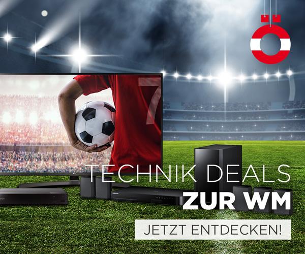 Technik Deals zur WM