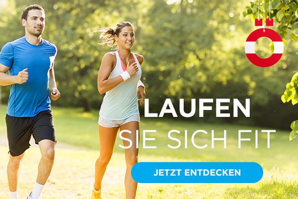 Laufen Sie sich fit