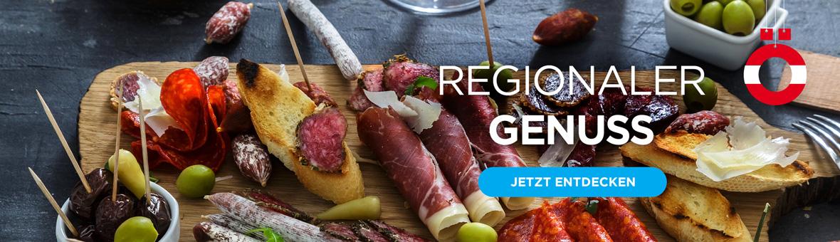 Regionaler Genuss