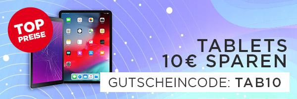 Tablet Aktion  - 10€ sparen