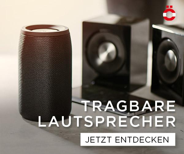 Tragbare Lautsprecher - shöpping.at