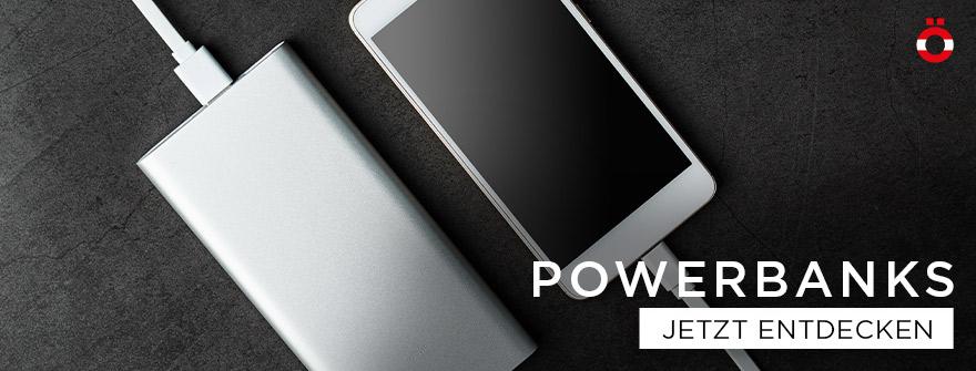 Powerbanks - shöpping.at