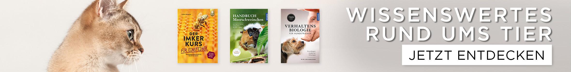 Bücher über Tiere und Tierhaltung - shöpping.at