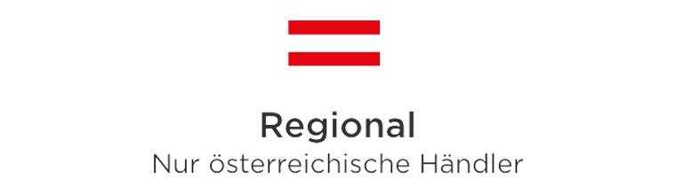 Regional - Nur österreichische Händler