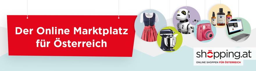 shöpping.at - Der Online-Marktplatz für Österreich