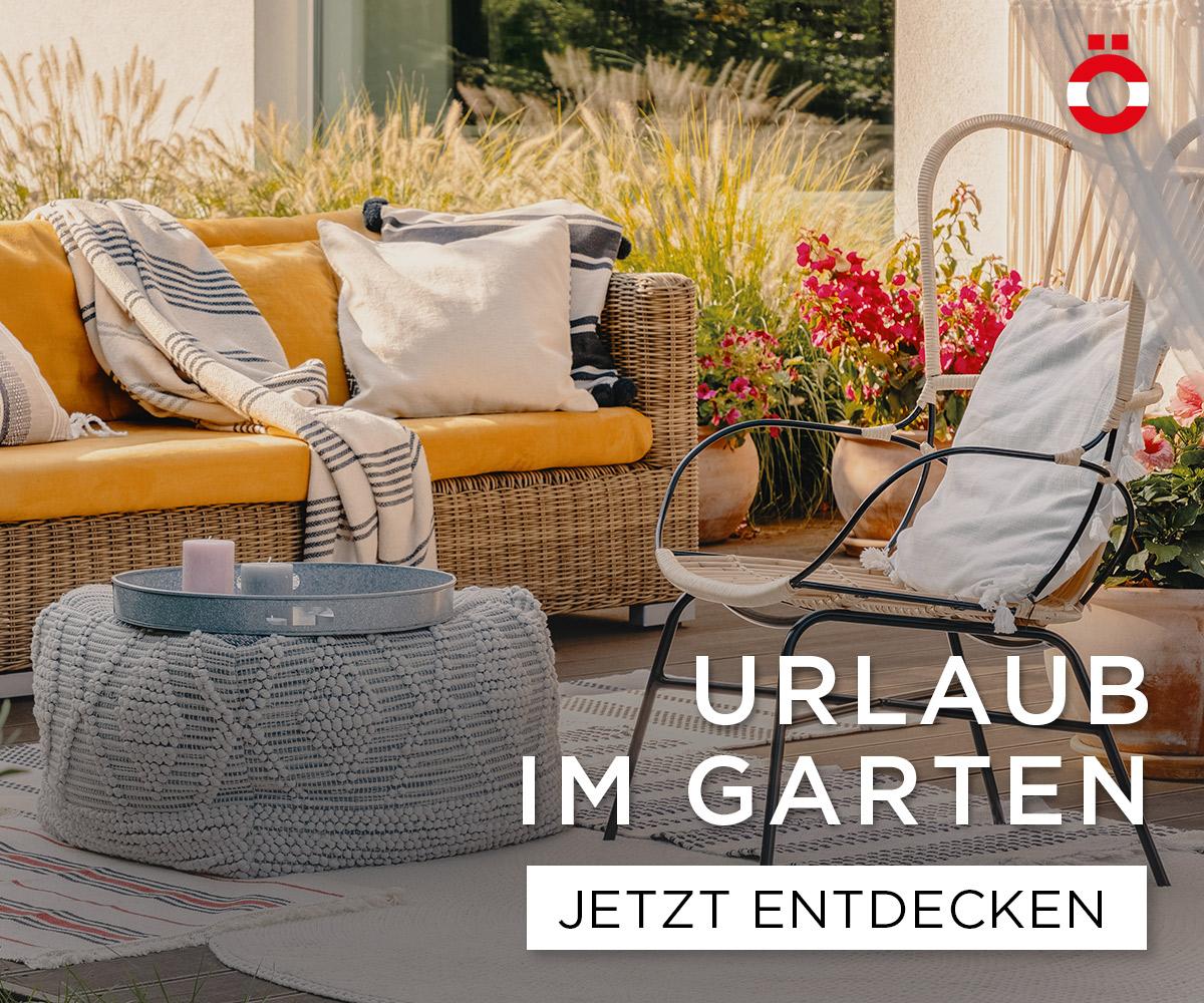 Urlaub im Garten - shöpping.at