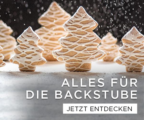 Weihnachtsbäckerei - Backzutaten, Backzubehör, Küchenkleingeräte