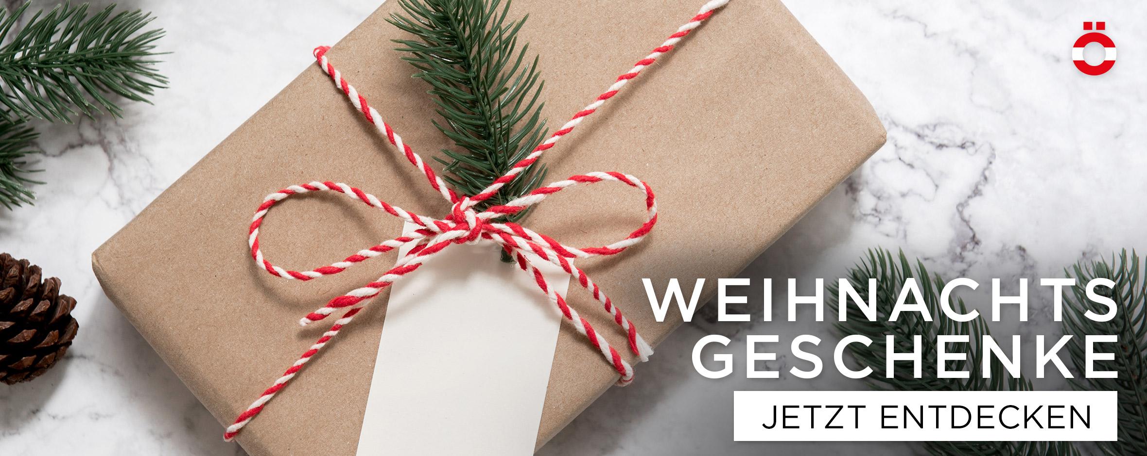 Weihnachtsgeschenke online kaufen - shöpping.at