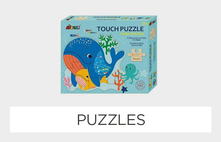 Puzzles zu Weihnachten schenken - shöpping.at