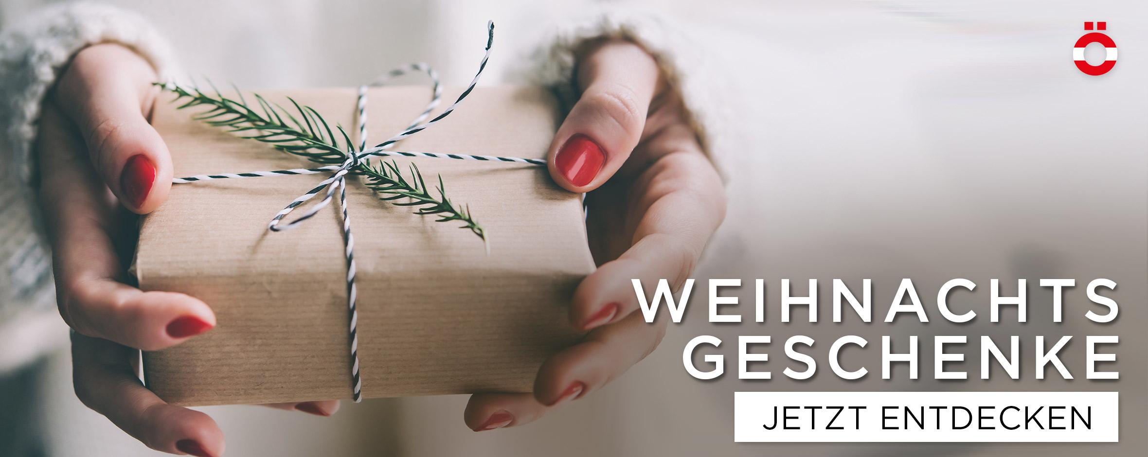 Weihnachtsgeschenke für Sie, Ihn & Kinder - shöpping.at