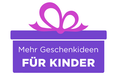 Mehr Geschenkideen für Kinder