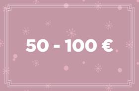 Geschenke zwischen 50 - 100 €