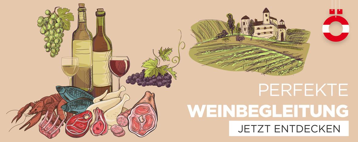 Perfekte Weinbegleitung