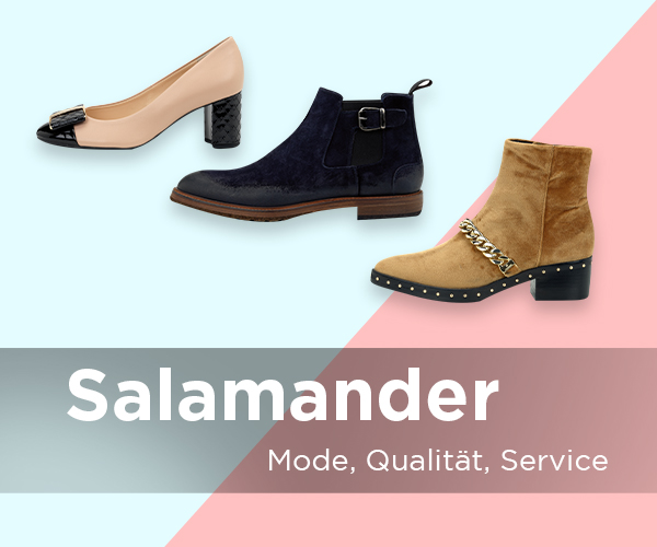 Salamander - Mode, Qualität, Service