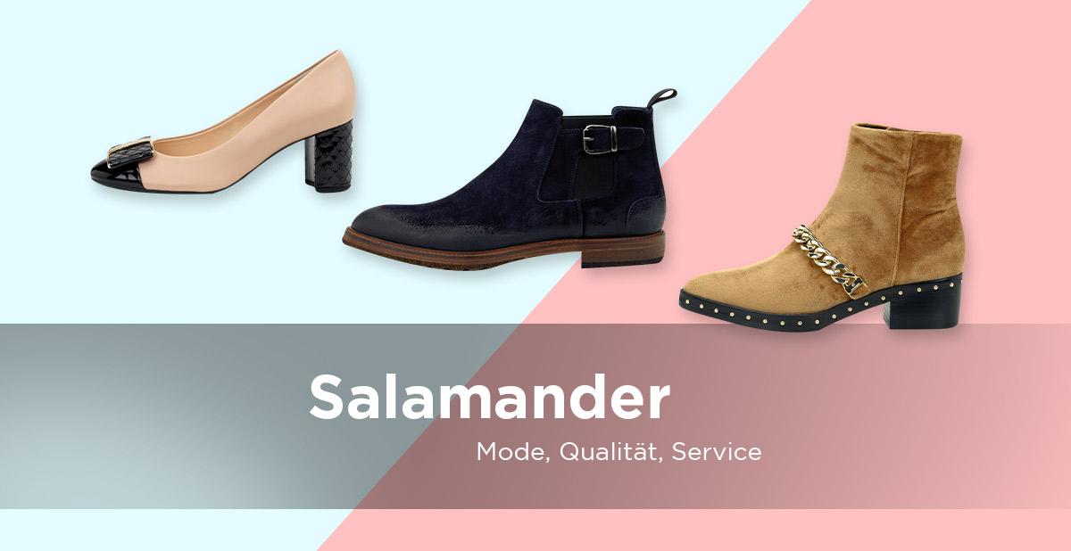 Salamander -  Mode Qualität Service