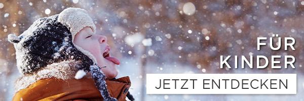 Wintermode und -accessoires für Damen, Herren und Kinder