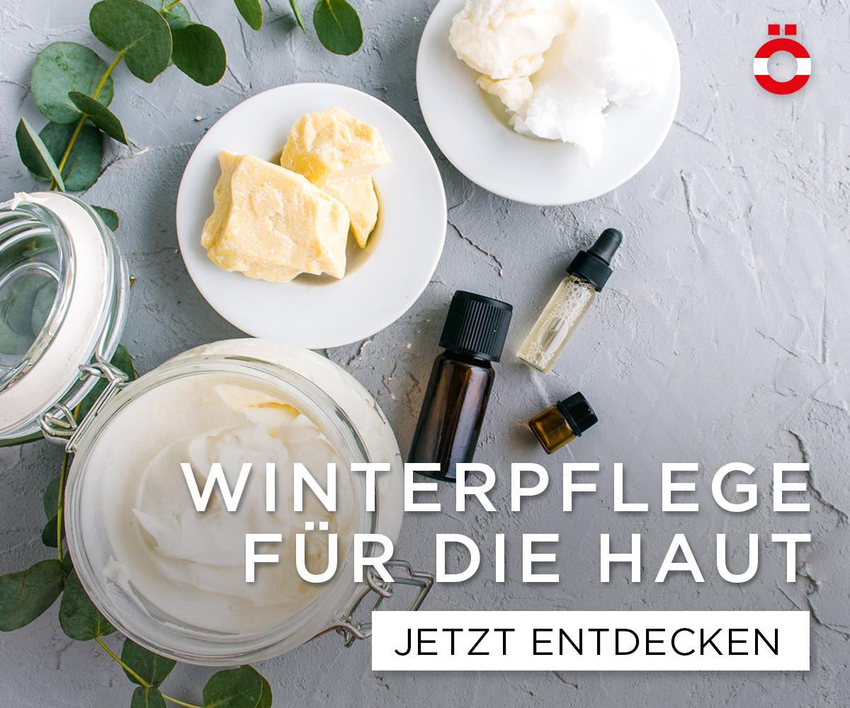 Winterpflege für trockene Haut - shöpping.at