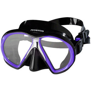 Atomic Aquatics Subframe schwarz/purple