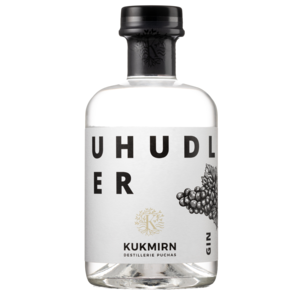 KUKMIRN DESTILLERIE PUCHAS - Uhudler Gin 0,35L
