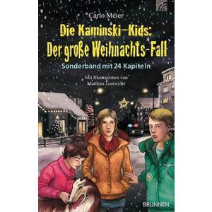 Die Kaminski-Kids - Der große Weihnachtsfall