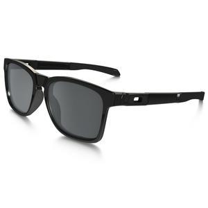 Oakley Sonnenbrille Catalyst Polished Black/Black Iridium Brillenfassung - Lifestylebrillen,