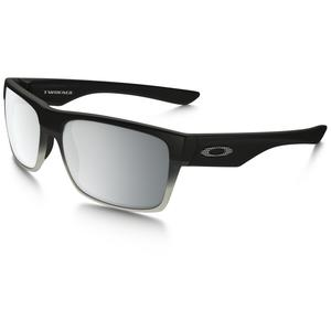 Oakley Sonnenbrille TwoFace Machinist Collection Chrome Iridium Brillenfassung - Sportbrillen,