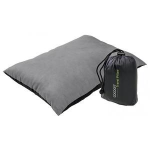 Cocoon Kissen Travel Pillow grey