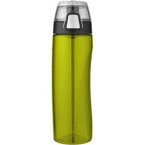 Thermos Trinkflasche Indicator, lime 0,71 l Trinkflaschenfarbe - Green, Trinkflaschenvolumen - 0,7 Liter,