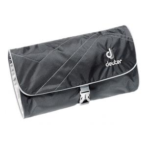 Deuter Wash Bag II, black-titan