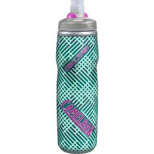 Camelbak Trinkflasche Podium Big Chill 25oz anemone Trinkflaschenfarbe - Green, Trinkflaschenvolumen - 0,7 Liter,