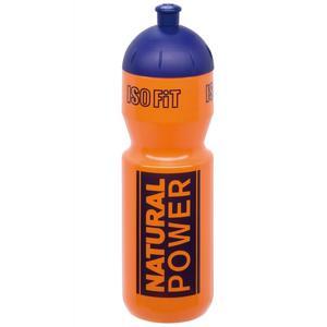 Natural Power Trinkflasche 1000ml Trinkflaschenvolumen - 1,0 Liter, Trinkflaschenfarbe - Orange,