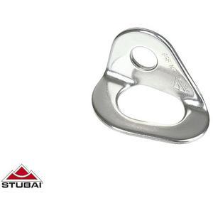 Stubai Bohrhakenlasche Standard, 38 g, Länge 12 mm