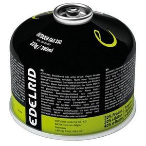 Edelrid Outdoor Gas 100 g Brennstoffmenge - 100 - 200 ml, Brennstoffkategorie - Gas,