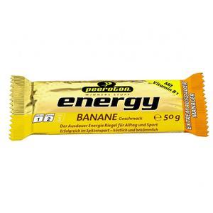 Peeroton Energy Bar 50g Geschmack - Banane, Anwendung - Ausdauer/Kraft, Konsistenz - Riegel, Einnahmeempfehlung - vor/während Training,