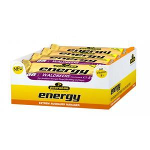 Peeroton Energy Walbeere 50g Anwendung - Ausdauer/Kraft, Einnahmeempfehlung - vor/während Training, Geschmack - Waldbeere, Konsistenz - Riegel,
