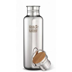 Klean Kanteen Trinkflasche Reflect 800ml Mirrored Stainless Trinkflaschenfarbe - Silver, Trinkflaschenvolumen - 0,8 Liter,