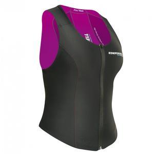 Komperdell Protektor Air Vest Women - Cross Protector - NEW SHAPE Protektorvariante - Rückenprotektoren, Protektorgröße - L,