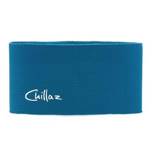Chillaz Stirnband Fleece blau