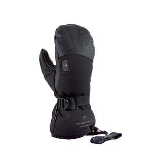 Therm-IC Heizhandschuhe Powergloves Mittens (Fäustlinge) Handschuhvariante - Fäustlinge (beheizbar), Handschuhgröße - XS, Handschuhfarbe - Schwarz,