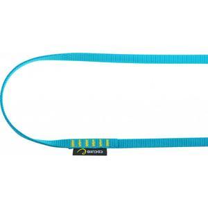 Edelrid Schlinge Tech Web Sling 12 mm, Icemint, 120 cm Bandart - Bandschlinge, Bandlänge - 120 cm, Bandbreite - 12 mm, Bandmaterial - Tech Web,