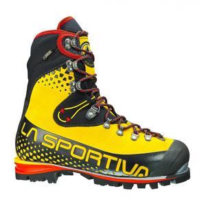 La Sportiva Schuhe Nepal Cube GTX Schuhgröße - 47,5, Schuhkategorie - Klassische Hochtouren, Schuhverschluss - Schnürer, Schuhfarbe - Yellow,