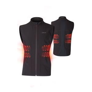 Lenz Products Heat Vest 1.0 Men Westenfarbe - Black, Westengröße - M,
