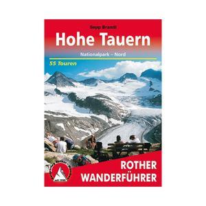Rother Wanderführer Nationalpark Hohe Tauern Nord Buchkategorie - Wanderführer, Regionen - Tirol,