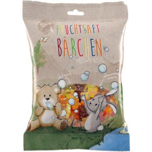 Veganizer BIO Fruchtsaftbärchen spielen mit dem Osterhasen :-) jetzt in Aktion!! 100 G, Vegan mit Apfelpektin, ohne Schweine- und Rindergelatine