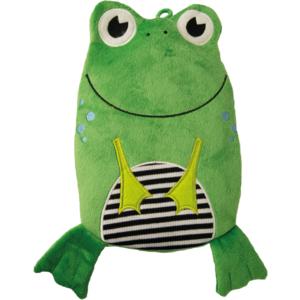 Wärmeflasche Frosch 0,8 L, ökologisch