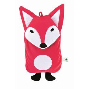Wärmeflasche Fuchs Rot 0,8 L, ökologisch
